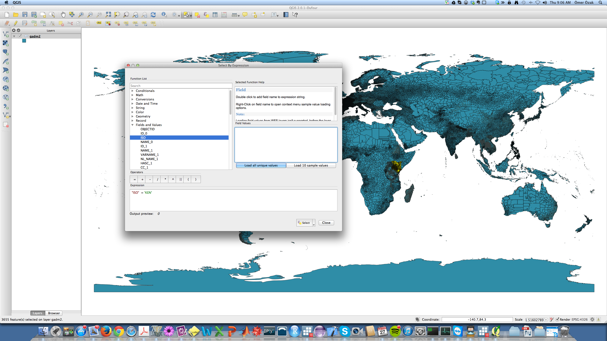Gis with qgis economic growth and comparative development qgis select features by iso gumiabroncs Images